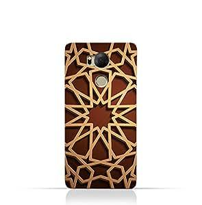 AMC Design Cases & Covers Infinix Zero 4 X555 - Brown & Beige