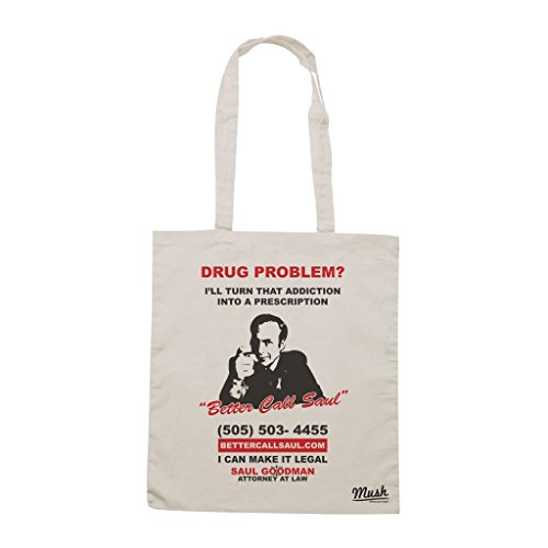 Borsa Saul Goodman Breaking Bad - Panna - Film by Mush Dress Your Style