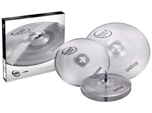 Sabian Cymbal Variety Package QTPC503
