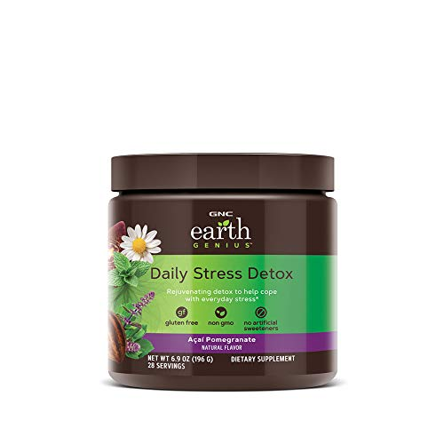 GNC Earth Genius Daily Stress Detox