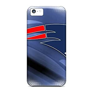 New Style Tpu 5c Protective Case Cover/ Iphone Case - New England Patriots