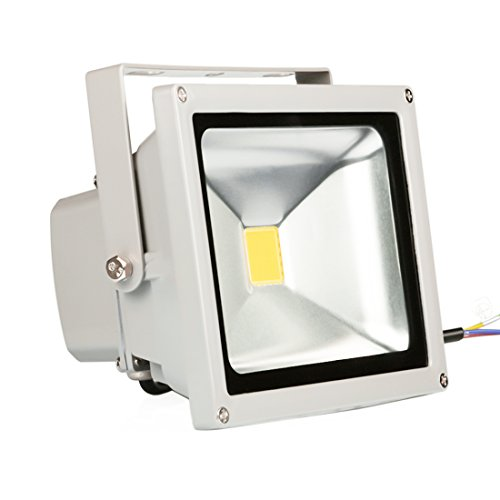 LEDMO 20W LED Flood Lights, Waterproof IP65 For Outdoor