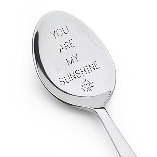 You Are My Sunshine  Best Selling Item   Gift For Him   Spoon Gift For Her   Lovers Gift   A2