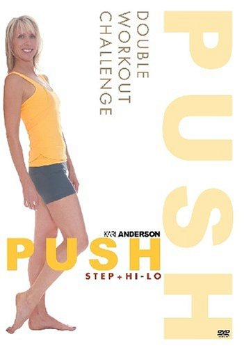 Kari Anderson: Push - Double Workout Challenge ()