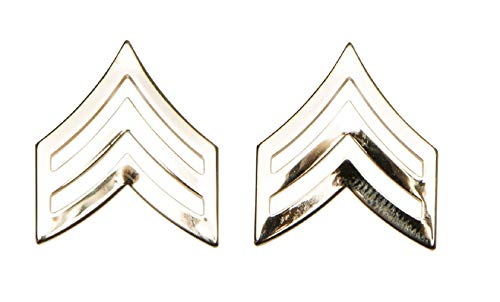 SGT Rank Insignia, Enlisted Army (Army Chevron)