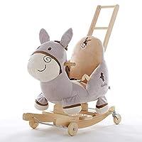 Rocking Horse Donkey Children