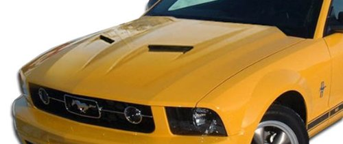 Duraflex ED-KOC-993 Mach 2 Hood - 1 Piece Body Kit - Fits Ford Mustang 2005-2009