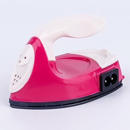 Mini Electric Iron,Portable Travel Iron Craft Clothes Sewing Supplies Electric Iron