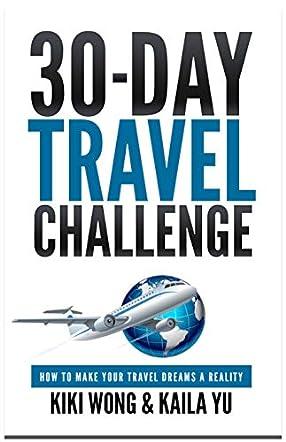 30-Day Travel Challenge