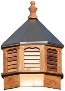 YardCraft Select Series Cedar Octagon Cupola