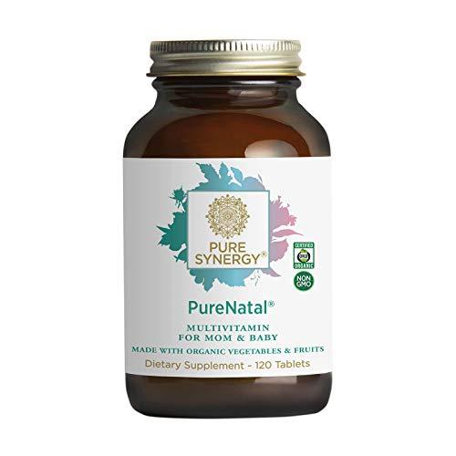 Pure Synergy PureNatal Prenatal Vitamin