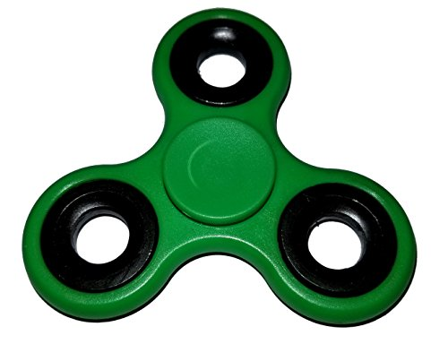 Fidget Toy Hand Spinner Camouflage, Stress Reducer Relieve Anxiety and Boredom ,Red Giggle Hands