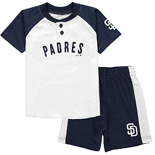 Outerstuff MLB Infants Toddler Good Hit Short