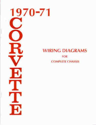 71 Corvette Wiring Diagram Free Download Schematic