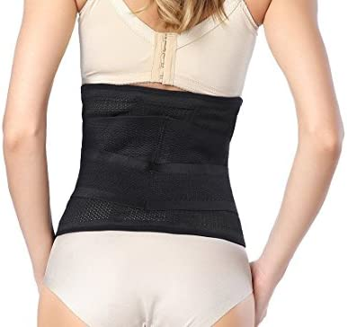 Waist Trimmer Belt-Postpartum Postnatal Recoery Support Girdle Belt Post Preg...