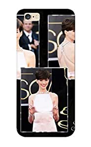 Crazinesswith Cute FnfBzpt11634qozHl Anne Hathaway Case Cover Design For Iphone 6 Plus