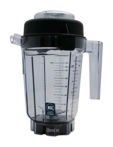Vitamix 32 Oz. WET with Blade and Lid. BPA Free Eastman Trit