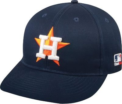 Outdoor Co. Mlb Cotton Twill Baseball Cap, SM  - HOME ASTROS