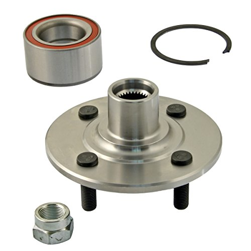 Front Hub Spindle (ACDelco 518514 Advantage Front Wheel Hub Spindle Kit)