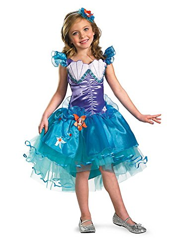 Ariel Tutu Prestige Child Costume - Small (Prestige Ariel Child Costume)