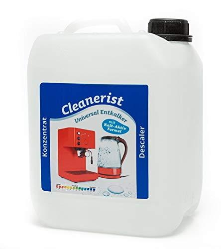 Cleanerist 10 litros descalcificador flüssigent antical ...