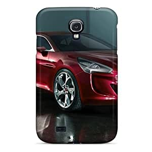 Awesome WUEIHFT6802xsPnp LatonyaSBlack Defender Tpu Hard Case Cover For Galaxy S4- Citroen Gq Concept