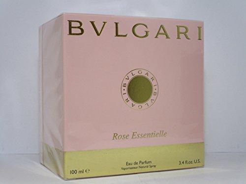 Essentielle Eau De Parfum Spray - BVLGARI ROSE ESSENTIELLE Eau De Parfum Spray FOR WOMEN 3.4 Oz / 100 ml BRAND NEW ITEM IN BOX SEALED