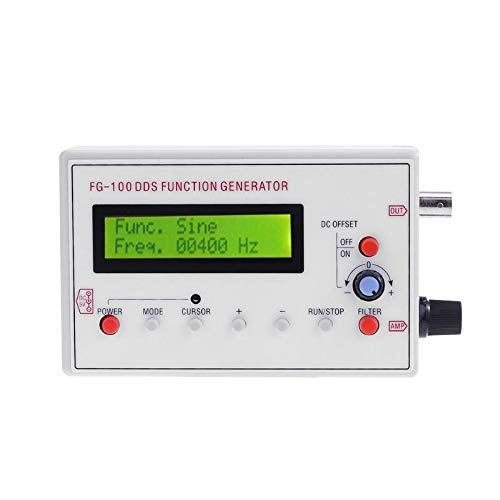 Let's dream - Portable Mini Signal Generator1Hz-500KHz Sine Wave Frequency DDS Function generator Digital Signal Generator Top Quality by Let's dream (Image #2)