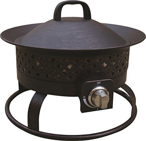 Bond 67836 Aurora Steel Fire product image