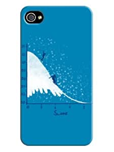 Cartoon Patterned Phone Case/cover for Iphone 4/4s
