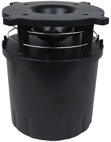 Berger & Schröter 31254 - Comedero automático digital, color negro