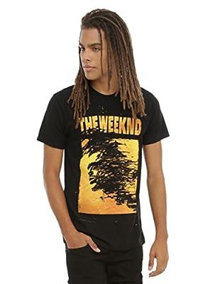The Weeknd Face Art T-Shirt
