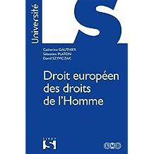 Droit Européen des Droits de l'Homme (université)