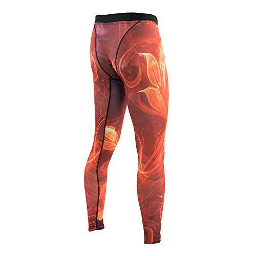 Pantalones fitness hombre secado rapido Pantalones yoga ...