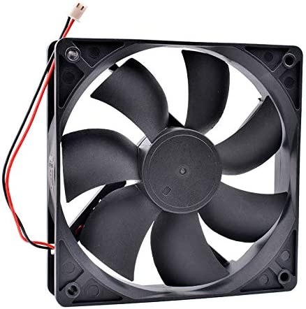 COOLING REVOLUTION DF1202512SEDN 12cm 120mm fan 12025 12V 0.10A Double ball ultra quiet computer chassis power cooling fan