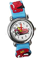 Kids Watch For Kids Analog Rubber - c001 , 2725607086971
