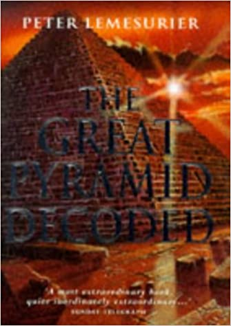 The great pyramid decoded peter lemesurier 9781852307936 books the great pyramid decoded peter lemesurier 9781852307936 books amazon malvernweather