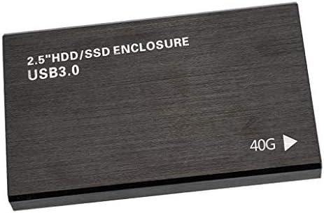 Disco Duro de 2.5 GB para Disco Duro Portátil, USB 3.0, Facil ...