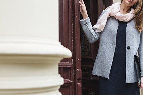 Women Casual Merino Wool Felted Jacket