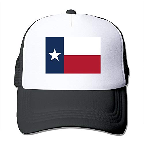 DSFDSFSDFRTRGF Flag of Texas Mesh Unisex Adult-One Size Snapback ...