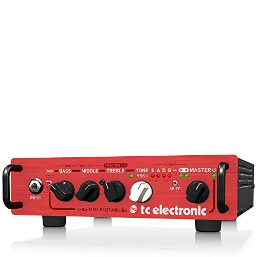 Tc electronic BH250 Bass Guitar Amplifier Heads