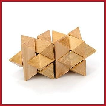 Amazon.com : hottest dollarmee DIY Wooden Wood Intelligence ...