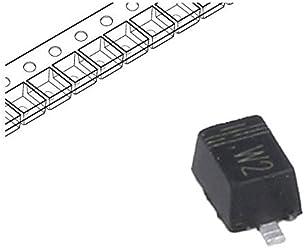 20x BC214B-CDI Transistor PNP bipolar 30V 100mA 350//1W TO92 2dB  CDIL