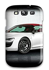 Best Tpu Fashionable Design Audi R8 Spyder 25 Rugged Case Cover For Galaxy S3 New 5239725K62512060
