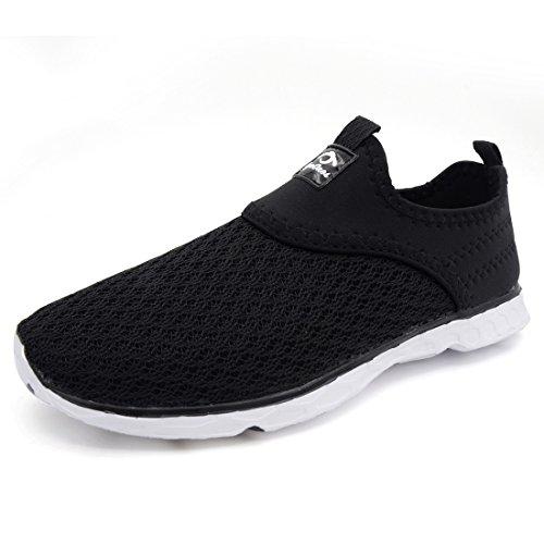 Scarpe Da Donna Eyeones Slip On Water Shoes Nero / Bianco (elegante)