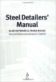 Book Steel Detailers Manual 2e by Alan Hayward (2002-03-06)