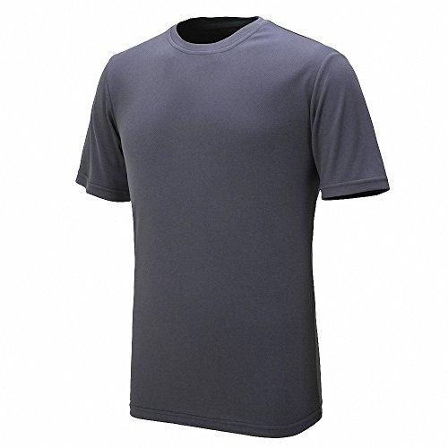 Maoko Mens Sports Short Sleeve Polyester T-Shirt,Running T Shirts for Boys Quick Drying - Syracuse Ny Shopping