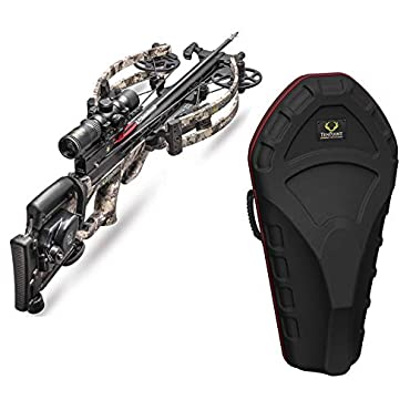 TenPoint Nitro X Elite Series Hawke XB30 Pro Scope ACUdraw Pro Stag Hard Case Crossbow Package