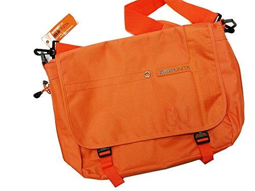 """'Bolso Bandolera """"Tinta Unita City Style, color beige arancione"""