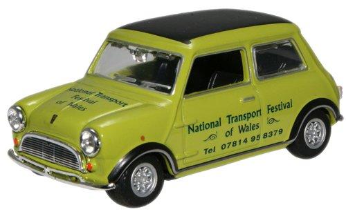 1/43 ミニクーパー Transport `Festival of Wales`(ライトグリーン) OXSP040